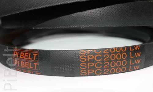 Клиновые ремни SPZ SPA SPB SPC - узкие клиновые ремни 74b790434bc24